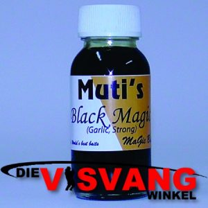 MaGic Baits Muti - Black Magic Garlic Strong
