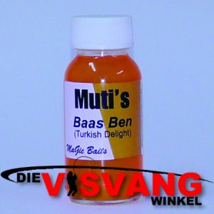 MaGic Baits Muti's - Baas Ben (Turkish Delight)