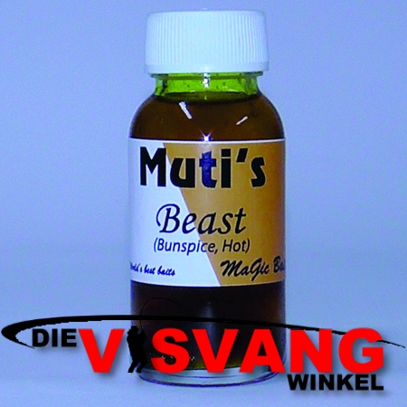 MaGic Baits Mutis - Beast Bunspice Hot